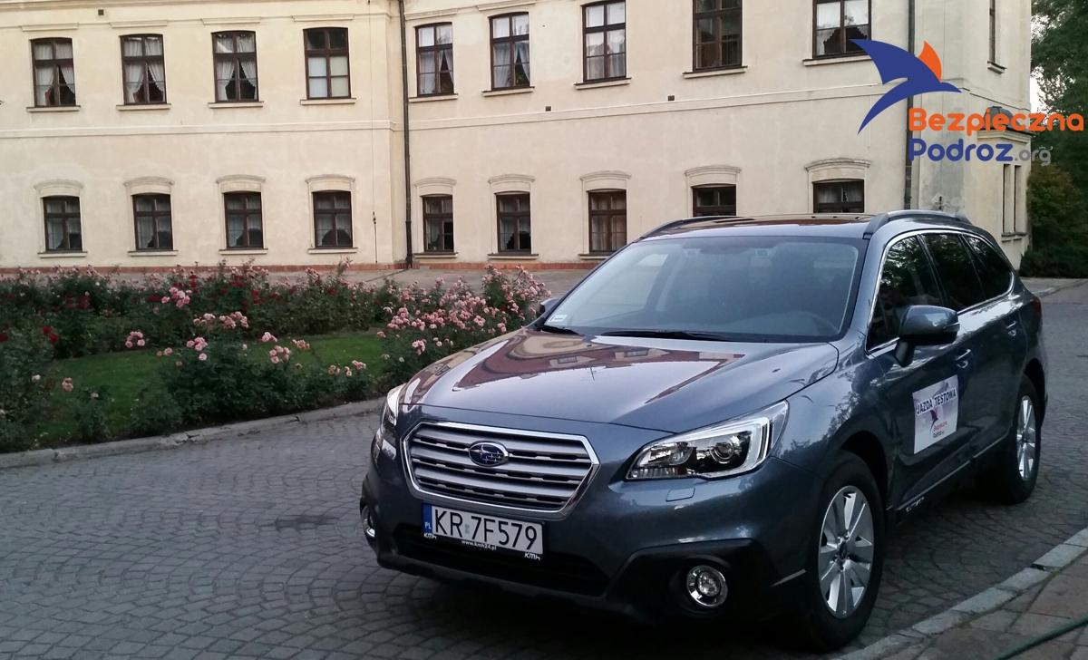 Subaru Outback 2.0D Boxer Diesel