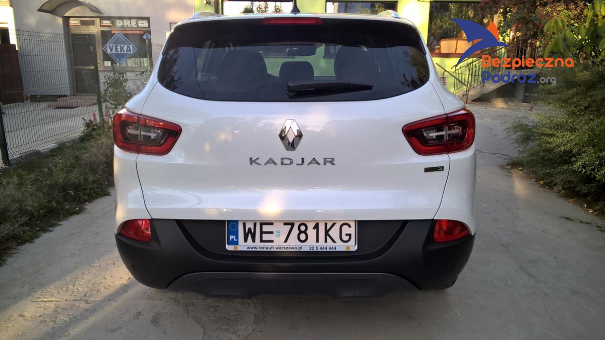 Test Renault Kadjar dCi