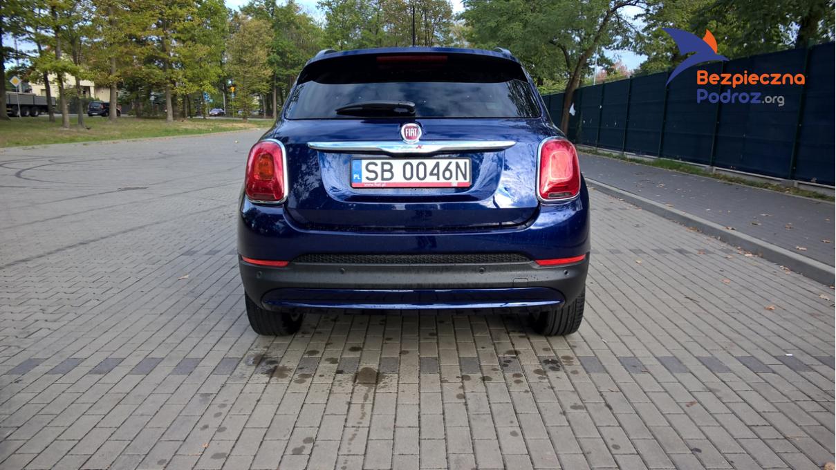 Test Fiat 500X