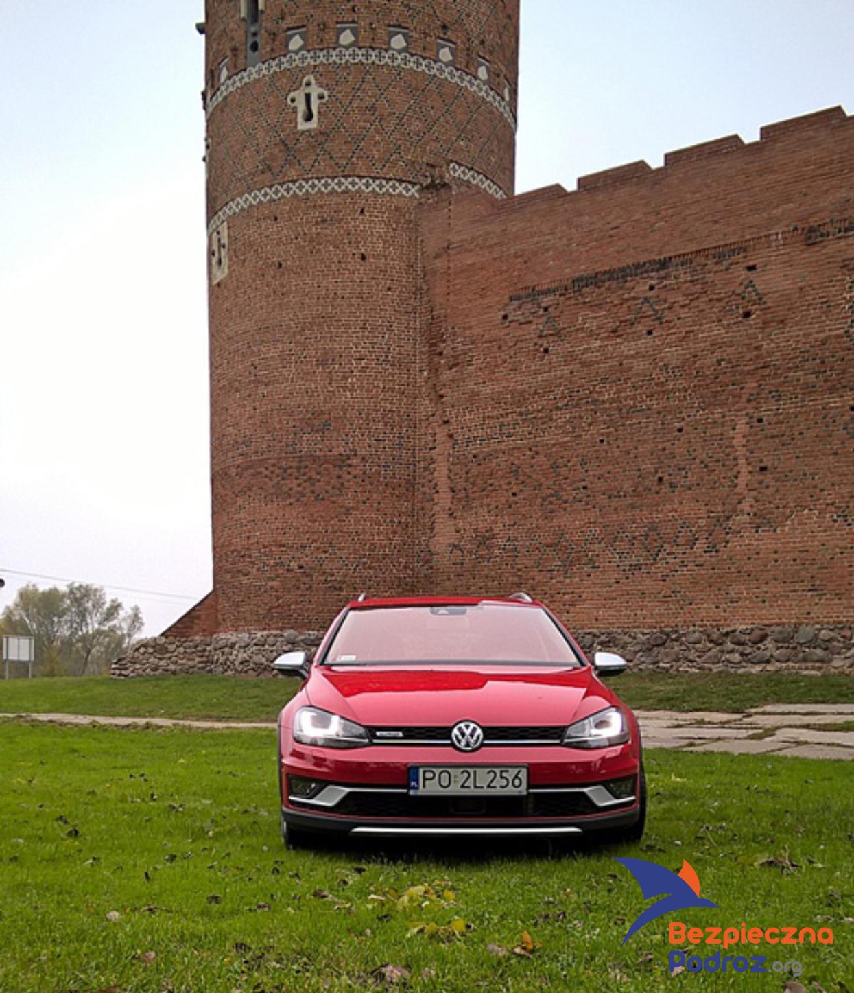 Test VW Golf Alltrack TDI DSG 4x4 W Wersji Kombi 190KM