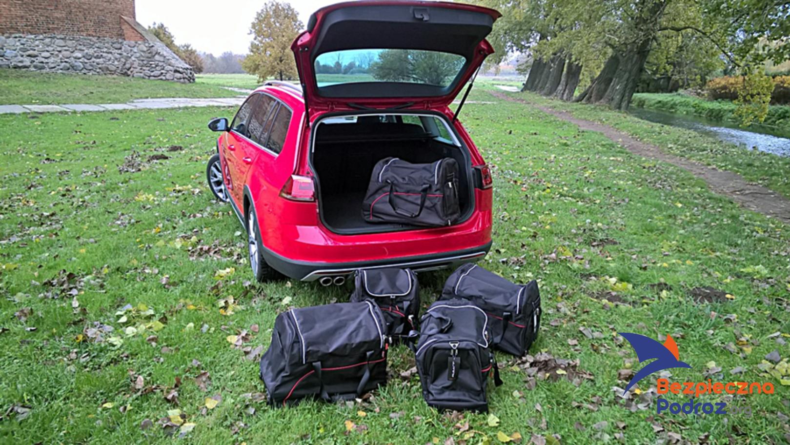 Test VW Golf Alltrack TDI DSG 4x4
