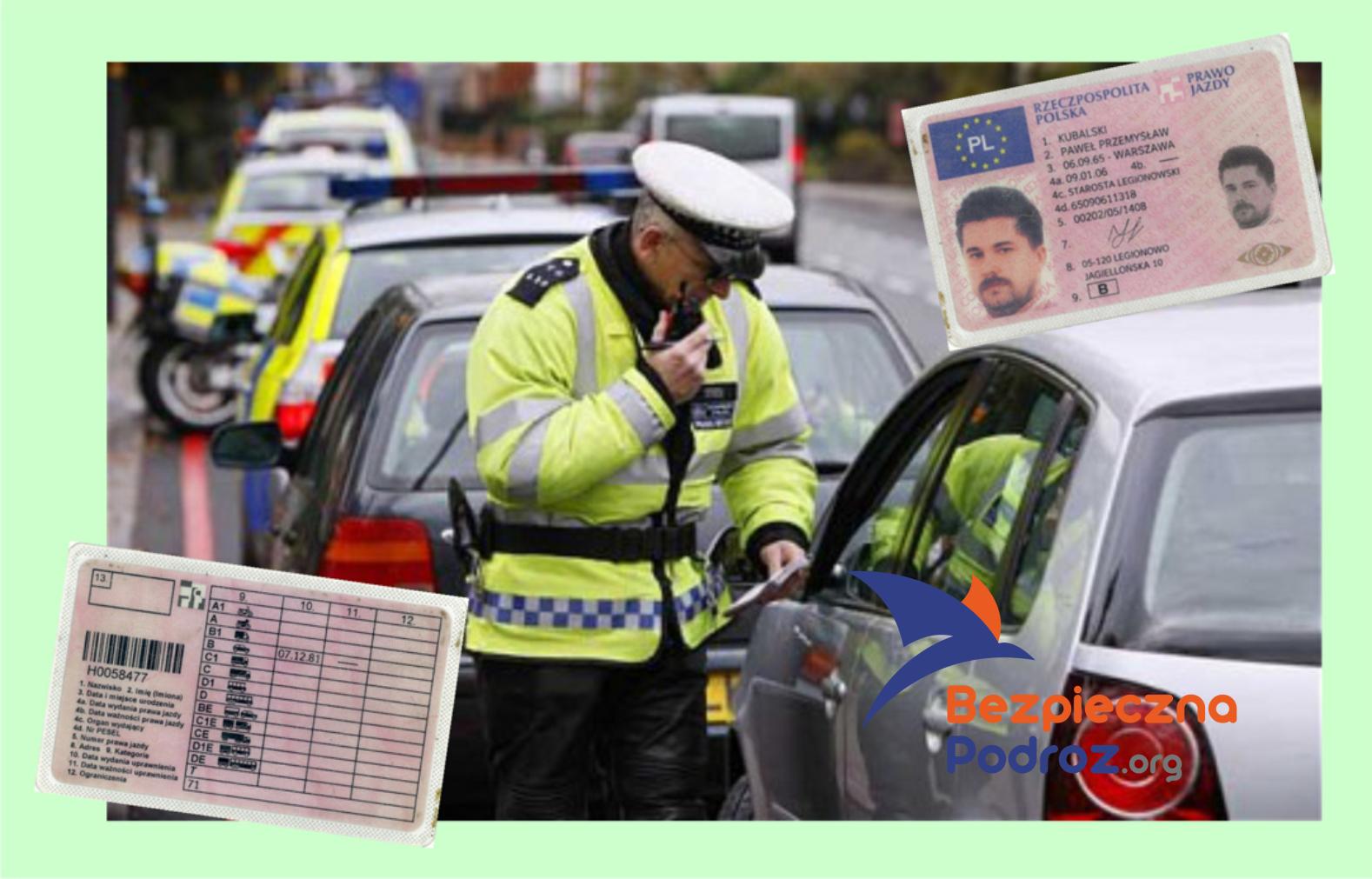 Zatrzymanie prawa jazdy za przekroczenie o 50