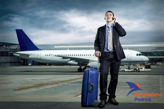 Bezpieczna podróż samolotem