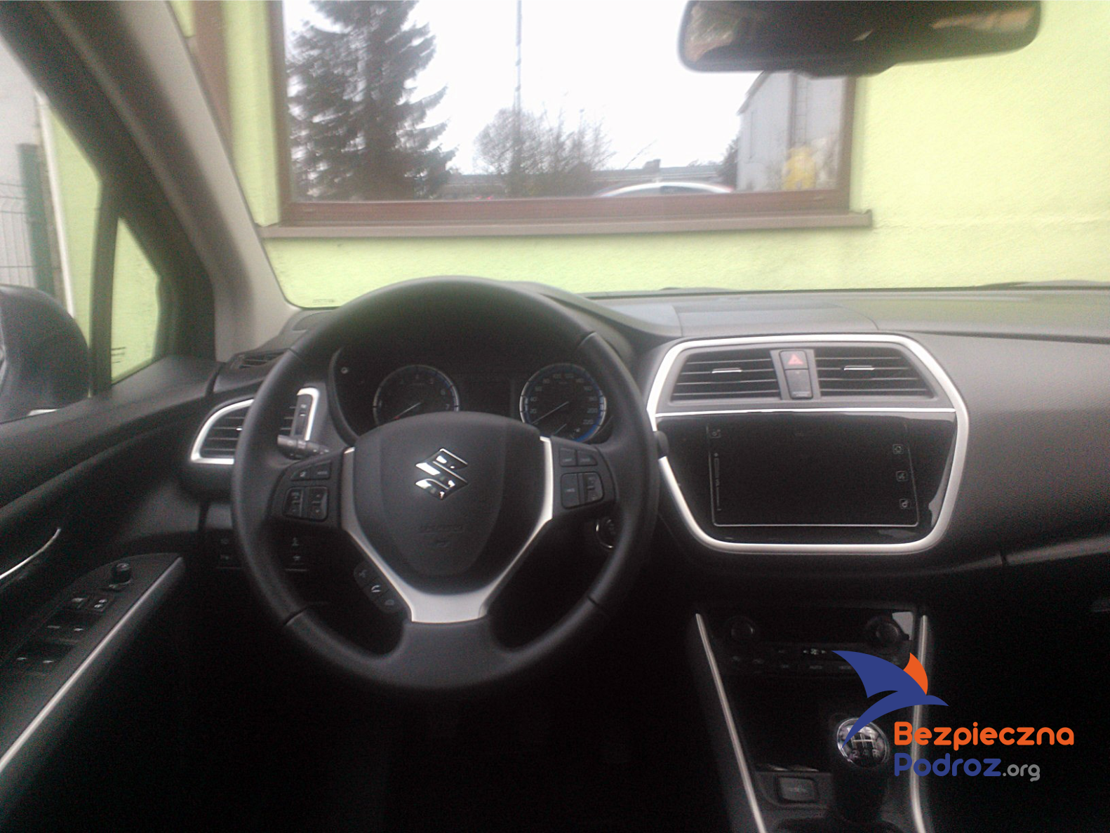 Test Suzuki SX4 S-Cross