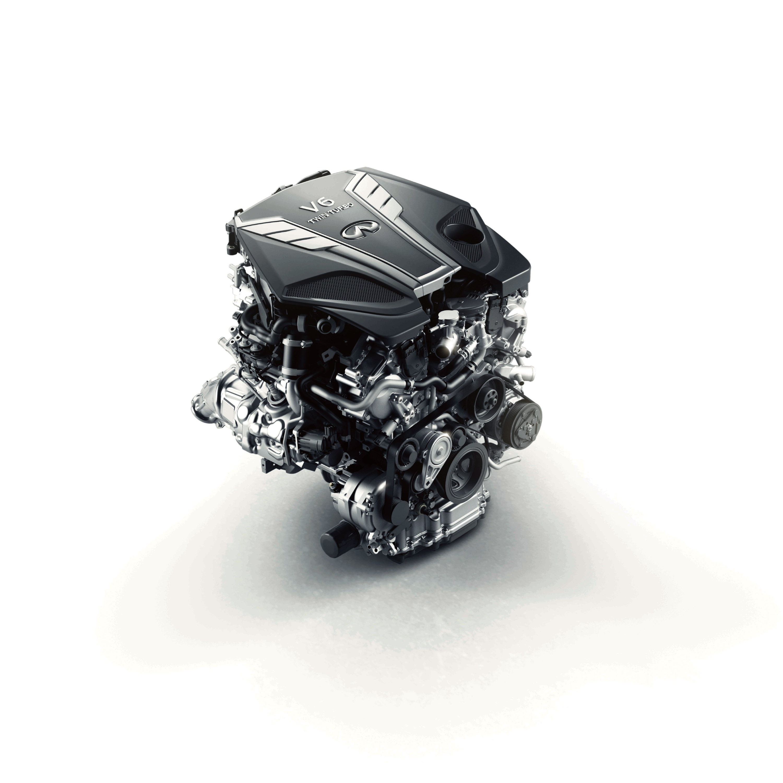 Infiniti - najnowocześniejsza jednostka V6 turbo