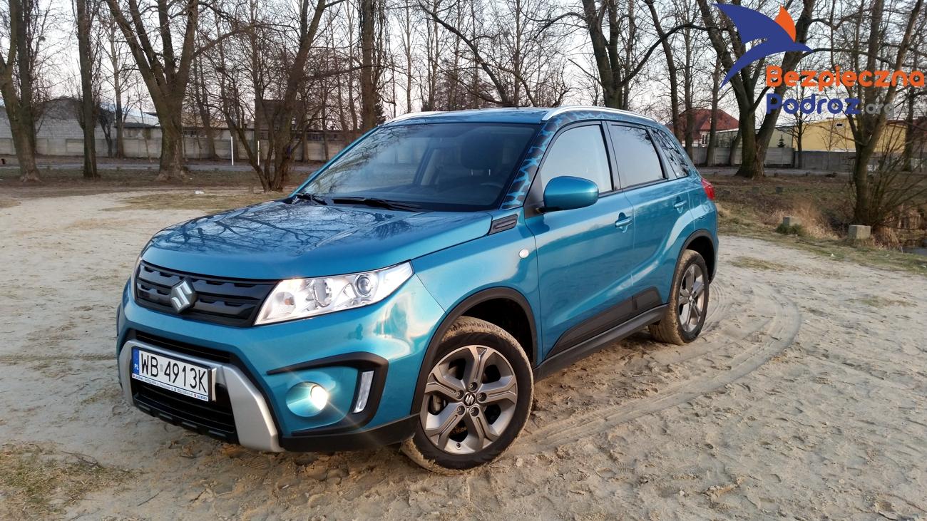 TEST Suzuki Vitara 1.6L