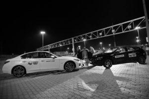 Infiniti Q50 D Wyprawa do Szwecji po wrażeń moc