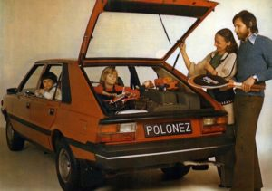 polonez borr