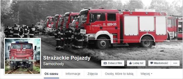 strażackie pojazdy