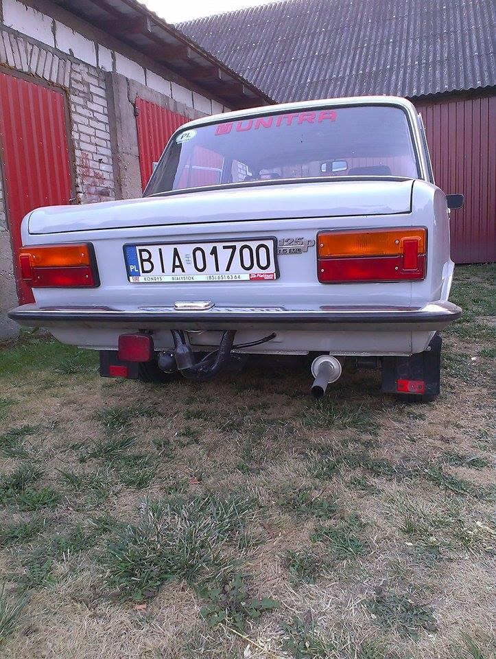 Polski Fiat 125p polowanie na klasyki