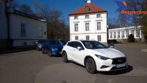 Mazda czy Infiniti q30