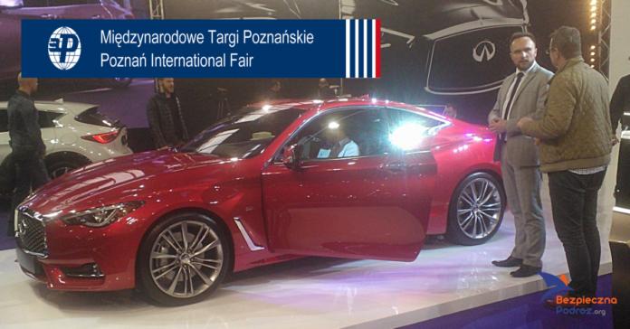 Targi Poznań Motor Show 2016 z Infiniti Q30 D