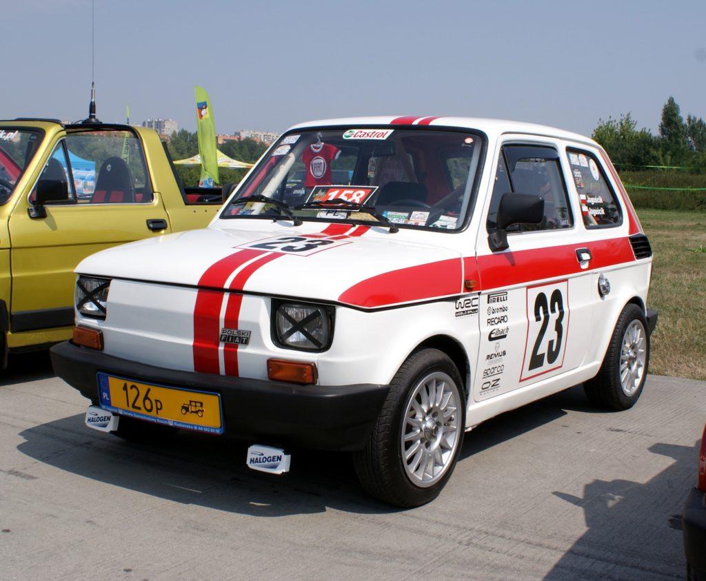 sport 126p