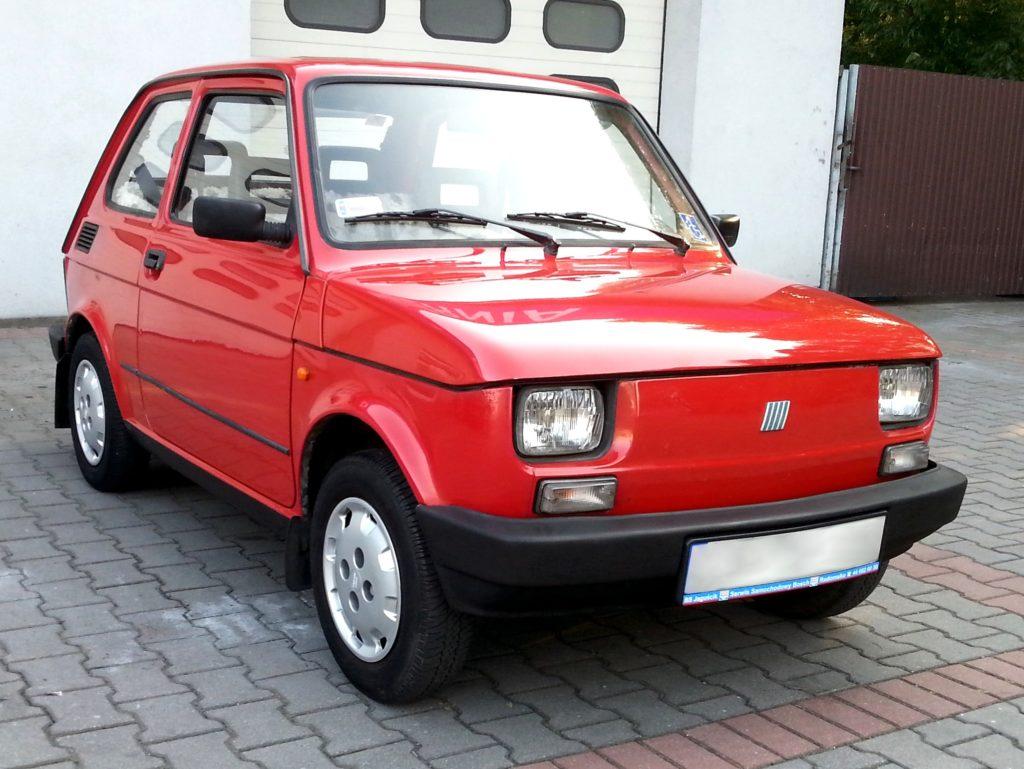 Pasja Braci I Ich Kolekcja Fiat 243 W 126p Bezpieczna Podr 243 ż