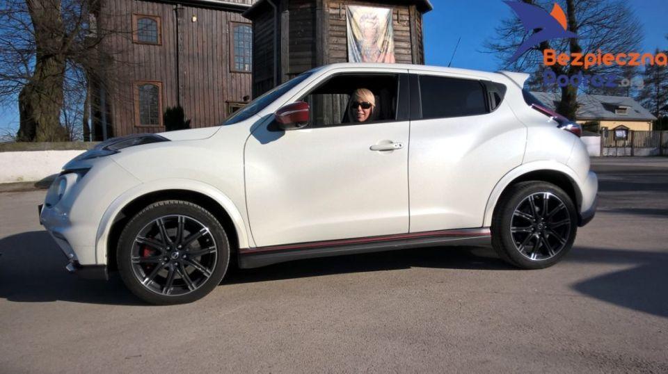 Nissan Juke RS Nismo