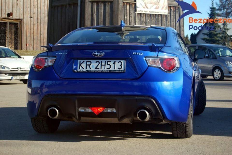 Subaru BRZ 2,0 200 KM