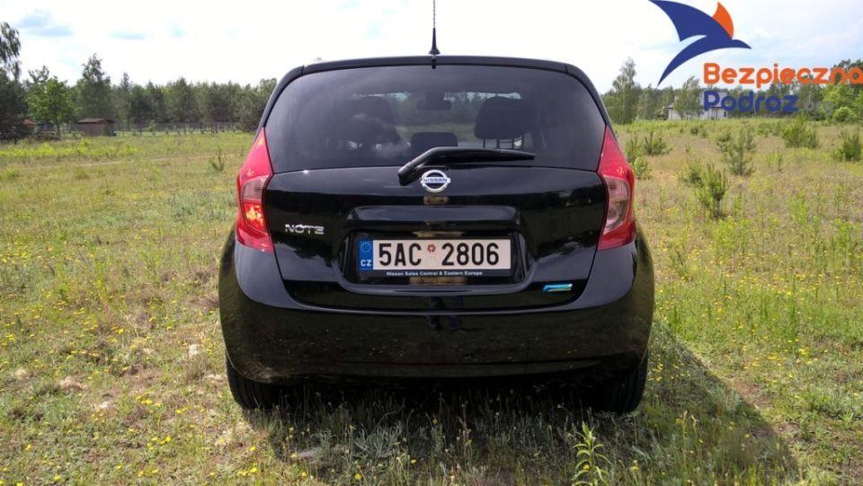 Nissan Note 1,5 dCi Tekna