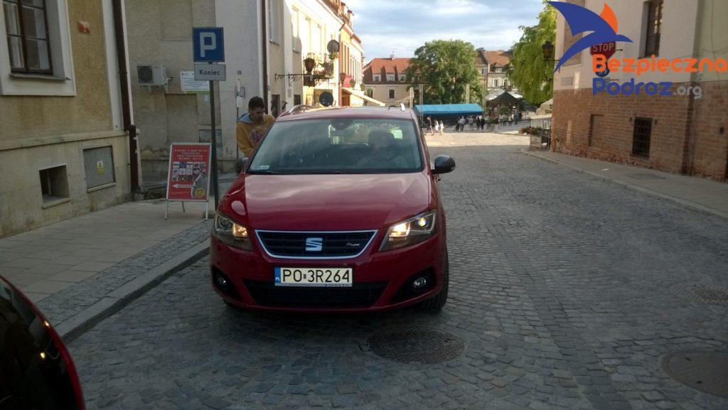Seat Alhambra TDI 150KM 4x4 006