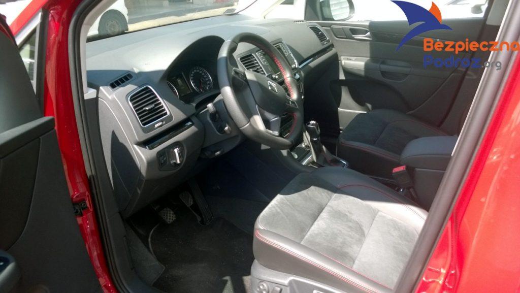 Seat Alhambra TDI 150KM 4x4 007