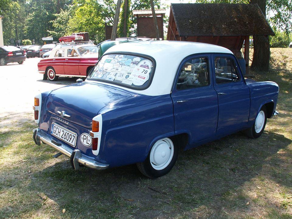 Ford Anglia Polowanie na klasyki