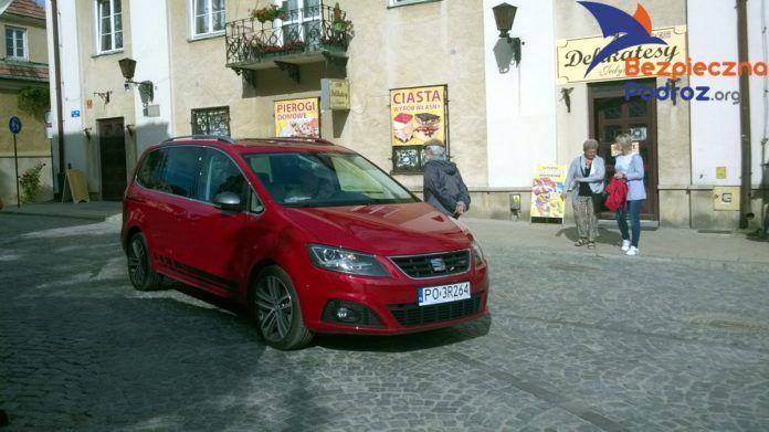 Seat Alhambra TDI 150KM 4x4