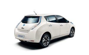 Nissan na rynku flotowym Nissan LEAF