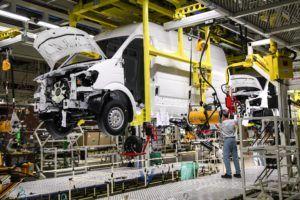 Hyundai H350 pierwszy rok sprzedaży