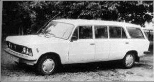 Fiat 125p Jamnik