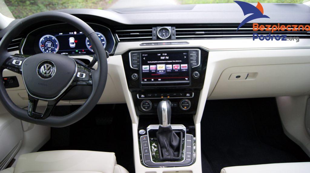 VW Passat 2.0 TDI DSG