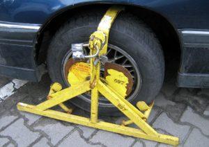 Złe parkowanie może być kosztowne