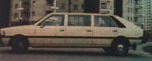 polonez fso limuzyna