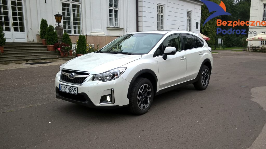 subaru xv test