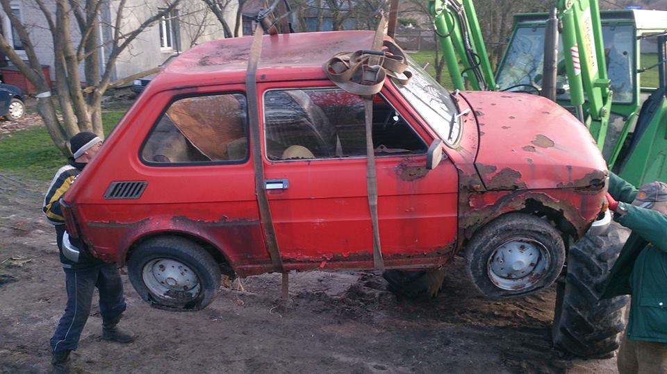 Polski Fiat 126p czyli Polowanie na klasyki