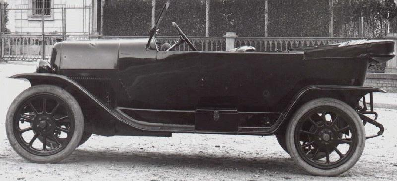 Fiat 501 Torpedo