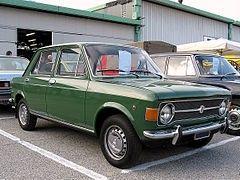 pierwowzór Fiat 128 3p