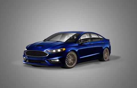 Ford z ogromnymi sukcesami w 2016 roku