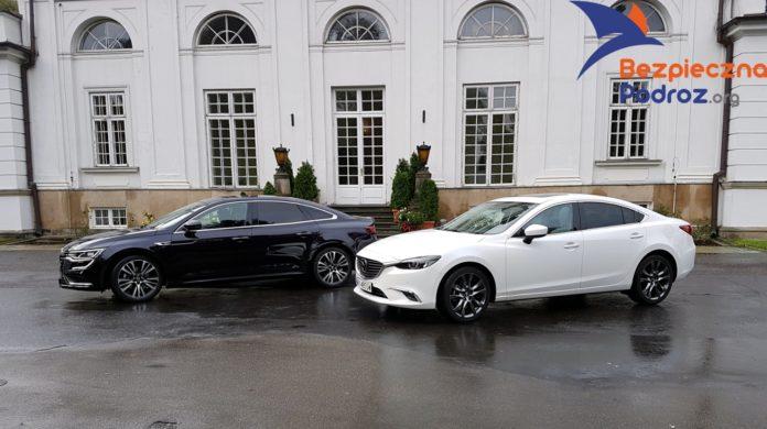 Bezpieczny zakup auta - Renault Talisman czy Mazda 6