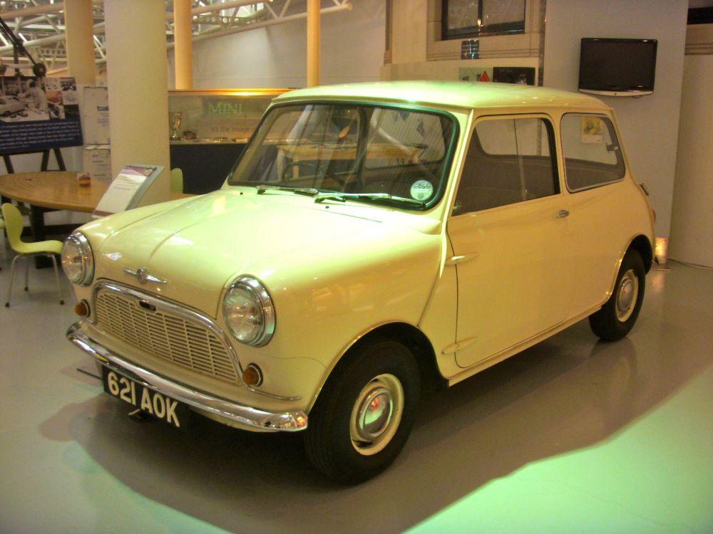 Mini Czyli Małe Jest Naprawdę Piękne Historia Samochodu