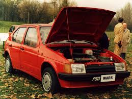 FSO WARS - nowoczesny pojazd z Żerania