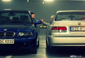 Honda vs BMW