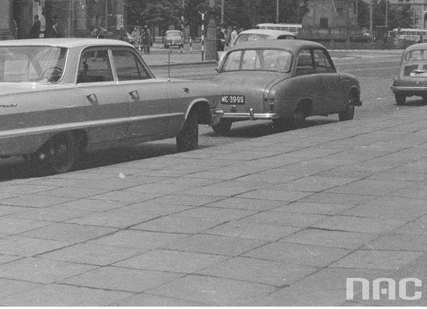 FSO Syrena 101 Początki Polskiej Motoryzacji