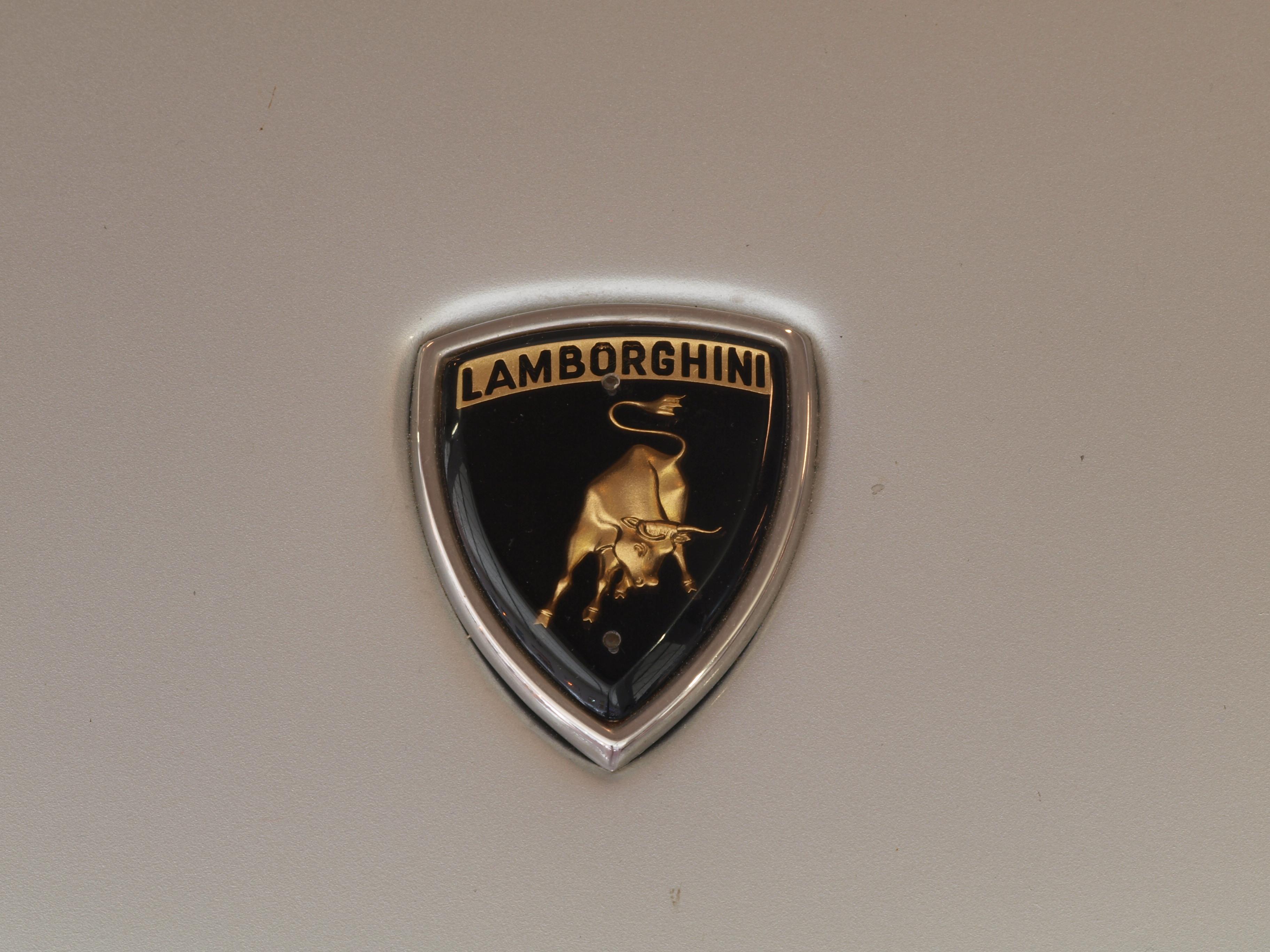 Logo Lamborghini Miura