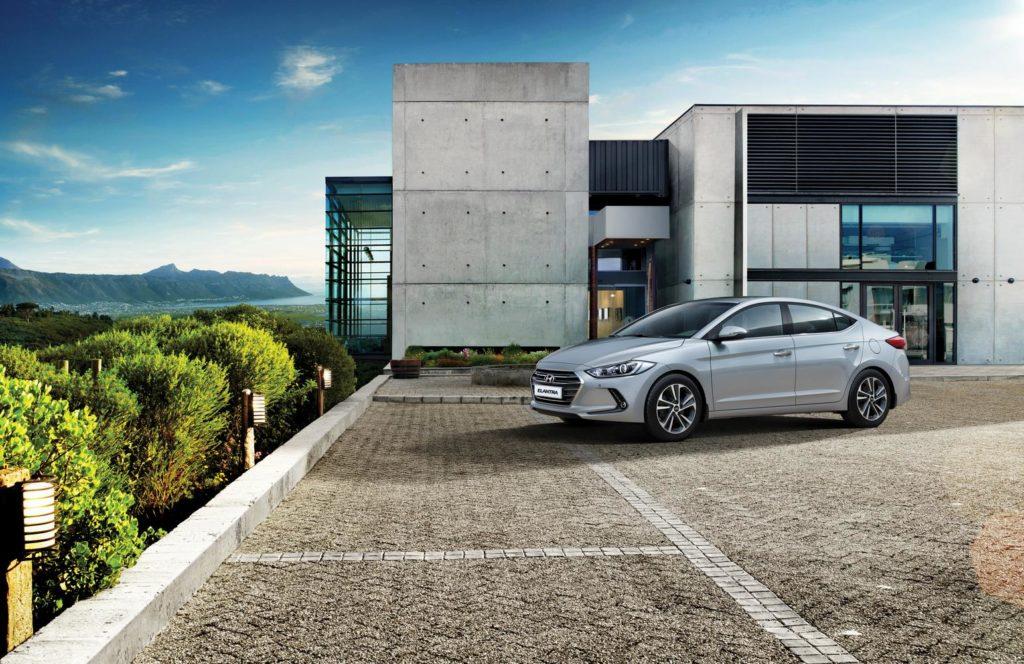 Hyundai Tucson i Elantra