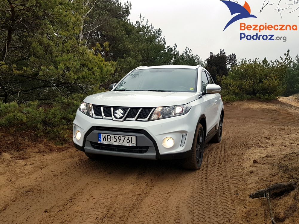 Test Suzuki Vitara Boosterjet Allgrip manual