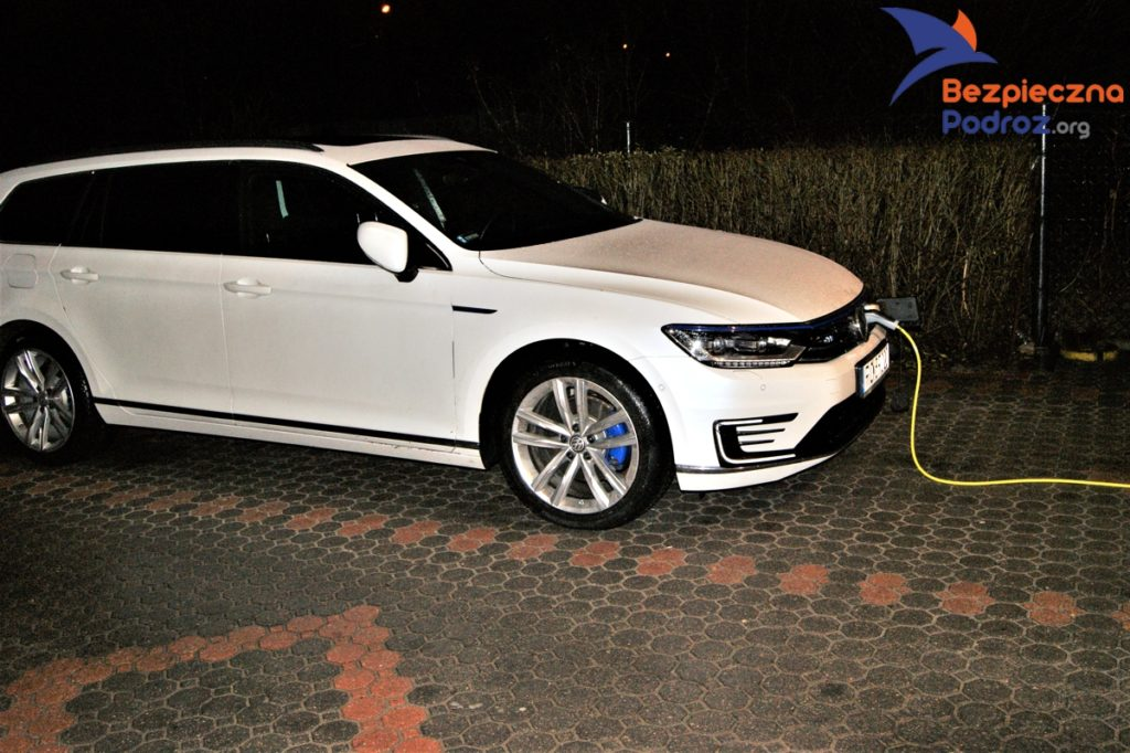 Test VW Passat GTE