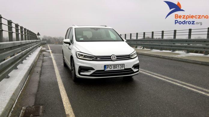 Test VW Touran TDI DSG R-Line