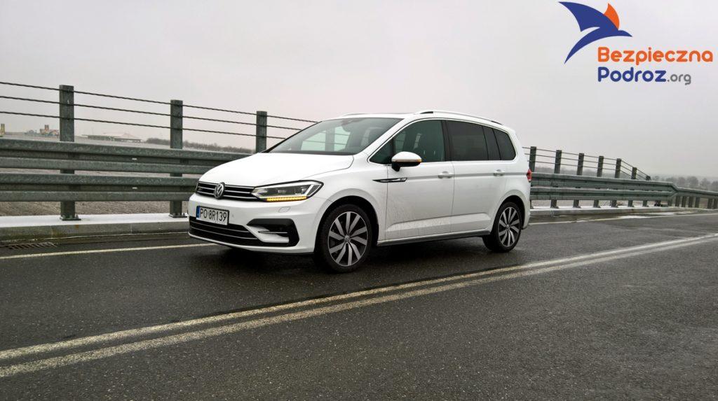 Bezpieczny Zakup VW Touran TDI DSG R-Line