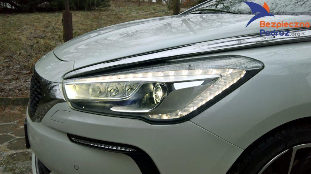 Bezpieczny Zakup Auta DS5 THP 210KM