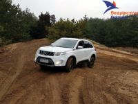 Test Suzuki Vitara Boosterjet Allgrip manual