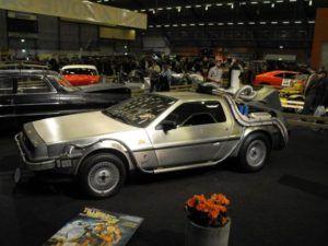 DeLorean DMC-12 Auto Legenda kina